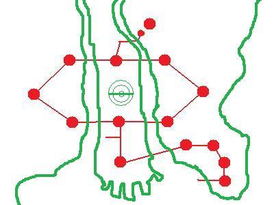 イッシュ地方マップ